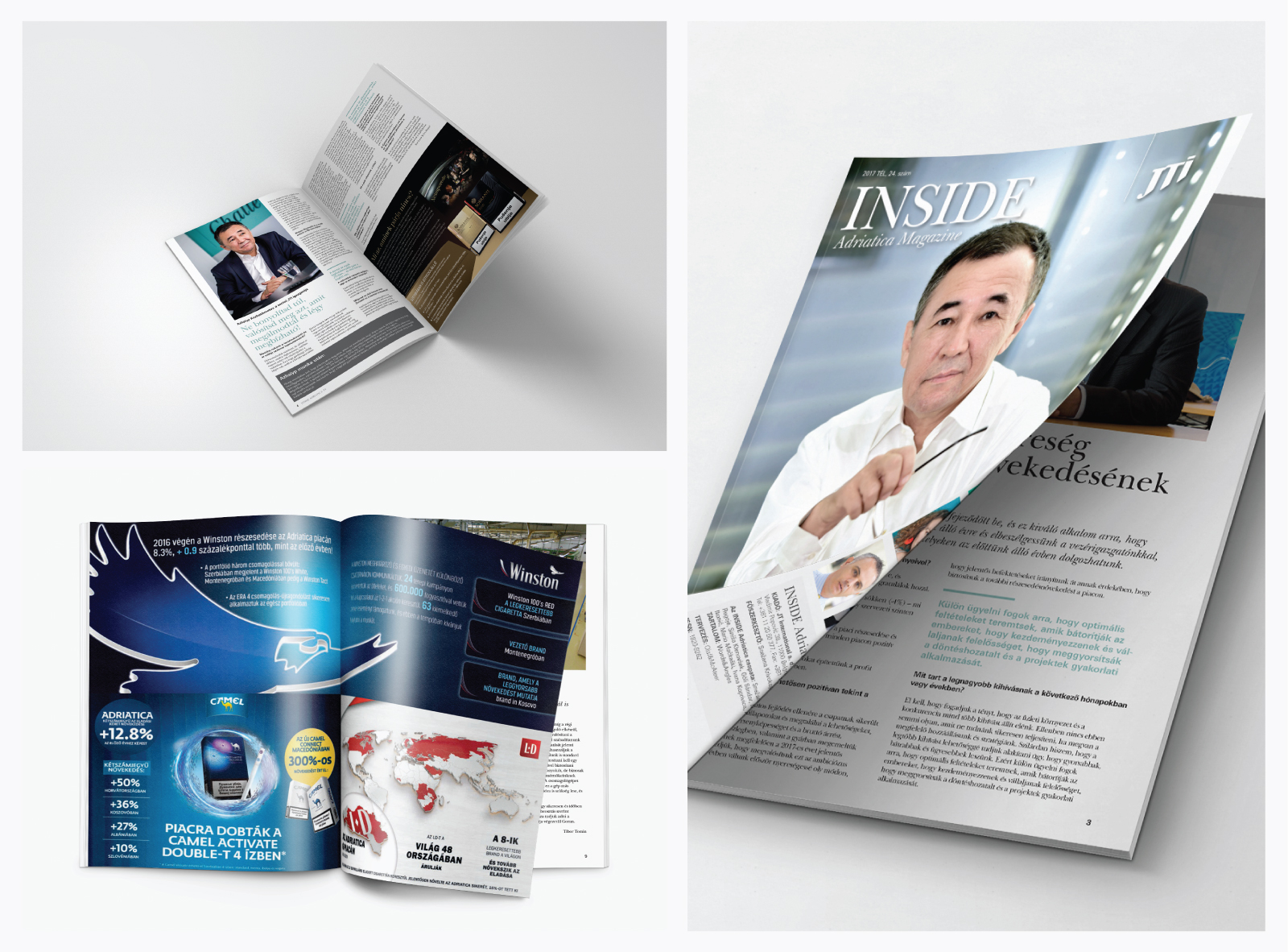 JTI Inside Magazine