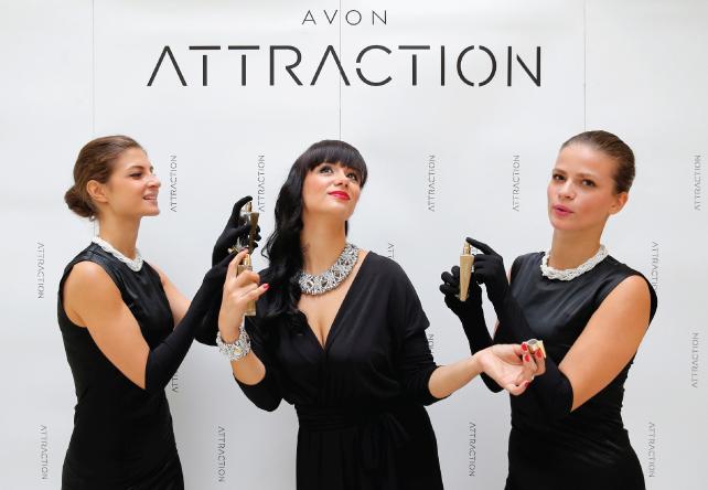 """Lansiranje najnovijeg parfema iz Avona – """"Attraction"""" za Nju i Njega"""