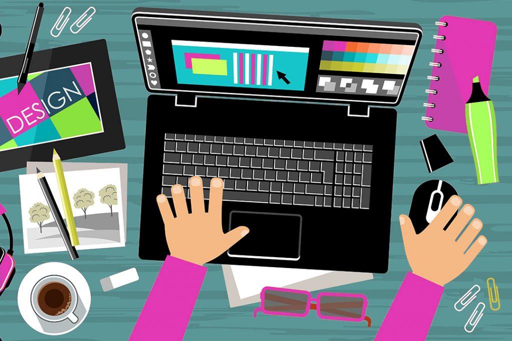 Grafički i/ili Web dizajner