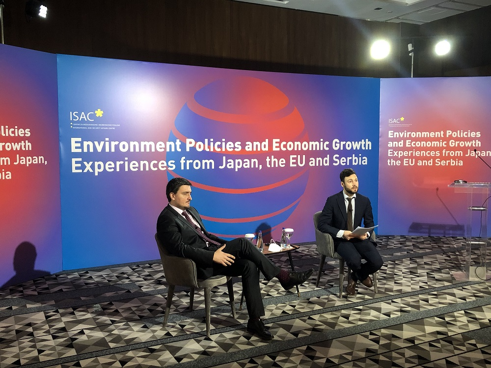 Economic growth with environmental protection