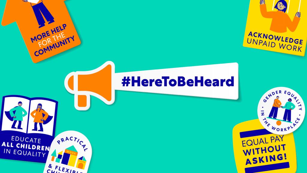 Kompanija Mars pokreće kampanju #HereToBeHeard u borbi za rodnu ravnopravnost